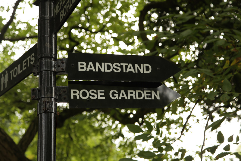 'Brass in Botanic Gardens'